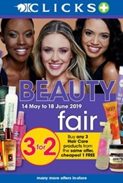 Find Specials || Clicks Beauty Fair Specials