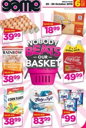 Game Basket Specials
