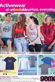 Game Active Wear Deals