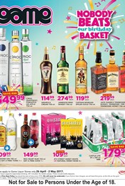 Find Specials || Game Liquor Deals
