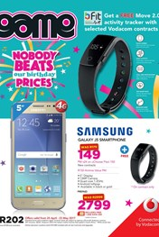 Game Vodacom Deals