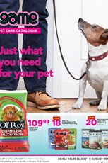 Find Specials || Game Pet Care Deals