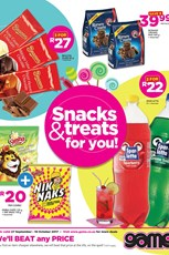 Find Specials || Game Snacks Specials