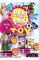Find Specials || Game Toy Catalogue