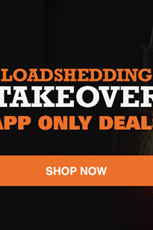 Find Specials || Takealot Loadshedding Deals