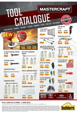 Find Specials || Builders Mastercraft Tools Deals