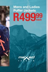 Find Specials || Mr Price Sport Jackets
