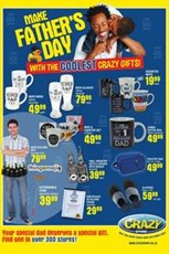 Find Specials || The Crazy Store Father's Day Deals