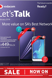 Find Specials || Vodacom Deals Booklet
