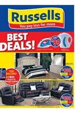 Find Specials || Russells Furniture specials