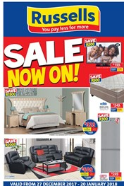 Find Specials || Russells Specials Catalogue