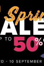 Find Specials || Raru Spring Sale