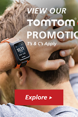 Find Specials || Cape Union Mart Tom Tom Promotion