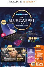 Find Specials || Dion Wired Blue Carpet Specials