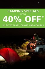 Find Specials || Cape Union Mart Camping Deals