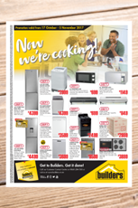 Find Specials || Builders Appliance Specials