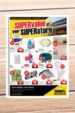 Find Specials || Builders Super Value