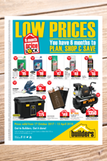 Find Specials || Builders Low Price Specials