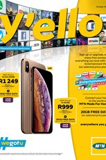 Find Specials || MTN Yello Trader October Deals