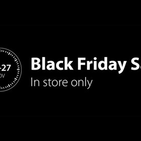 Apple iStore SA Black Friday Sale