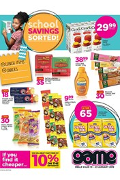 Find Specials || Game Back to School Deals