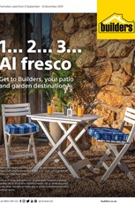 Find Specials || Builders Patio Range