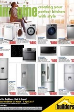 Find Specials || Builders Warehouse appliance deals