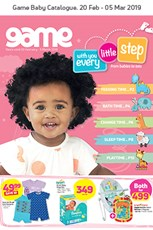 Find Specials || Game Baby Specials Catalogue
