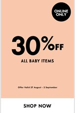 Find Specials || Woolworths Baby Deals