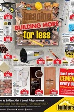 Find Specials || Builders Warehouse Building Specials