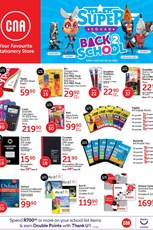 Find Specials || CNA Back 2 School Deals