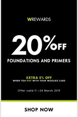 Find Specials || Woolworths Rewards Deals