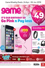 Find Specials || Game Birthday Cellphone Deals