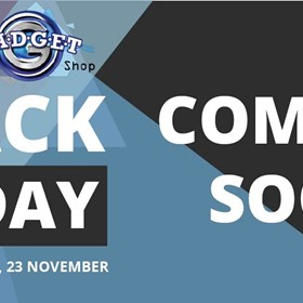 Gadget Shop Black Friday 2018