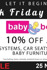 Find Specials || BabyBoom Black Friday Deals