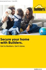 Find Specials || Builders Home Security Deals