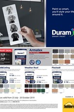 Find Specials || Builders Duram Paint Deals