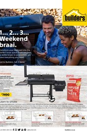 Builders Braai deals