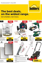 Builders Deals Catalogue