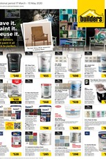 Find Specials || Builders Warehouse Paint Specials