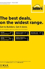 Find Specials || Builders Specials Catalogue