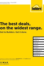 Builders Specials - Latest Deals