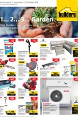 Find Specials || Builders 123 Garden Deals