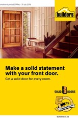 Find Specials || Builders Solid Doors