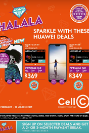 Find Specials || Cell C February 2019 Deals