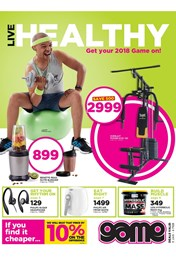 Find Specials || Game Fitness Promotion