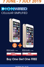 Find Specials || Dion Wired Cellular Deals