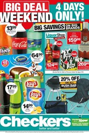 Find Specials || Eastern Cape Checkers Big Deal Weekend