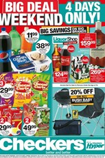 Find Specials || Gauteng, Limpopo, Mpumalanga, North West Checkers Big Deal Weekend Specials