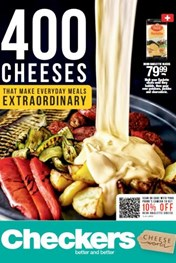Checkers Cheese Promotion